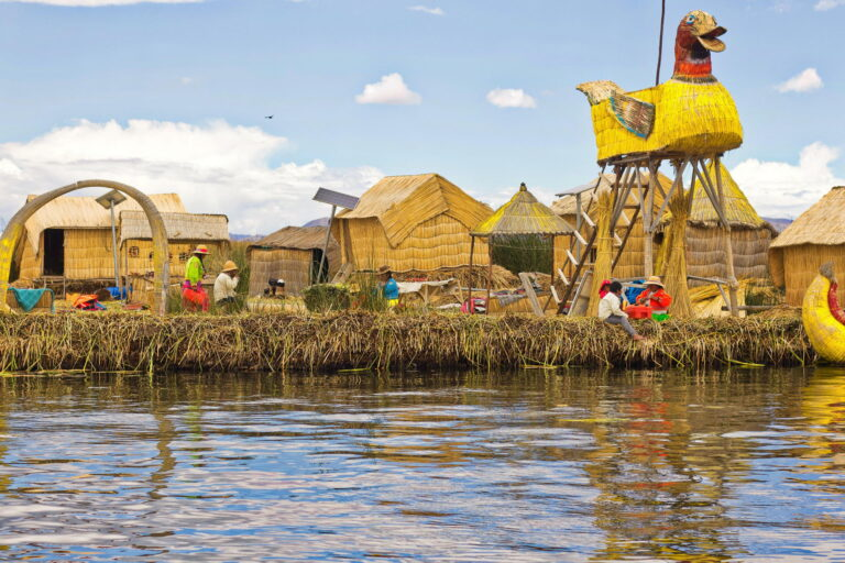 Lares trip - Lake Titicaca Travel From Cusco (4 Days)